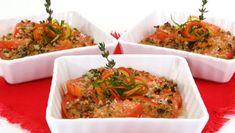 Provencal Roasted Florida Tomatoes