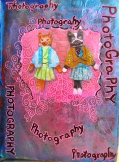 Life Imitates Doodles: Journal52 Prompt 19-Photography #Journal52 #ArtJournalPrompt #ArtJournaling