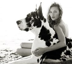 Kate Moss - Herb Ritts - love this shot!!!