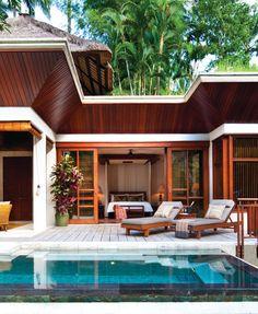 Four Seasons Resort Bali at Sayan — Bali, Indonesia