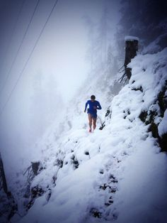 Kilian Jornet 29 maig a Chamonix #estapassant  29 may in Chamonix!! Where is the spring??