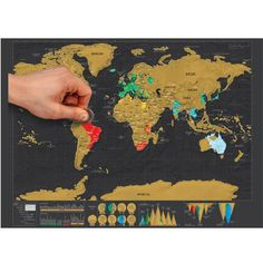 Anti gravity magnetic floating globe world map with led light http scratch off world map poster special offer gumiabroncs Gallery