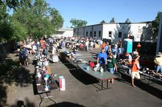 We couldn't believe the turnout at the 2013 Tent Sale! It gets better every year! Checkout our video from the pat year at http://www.youtube.com/watch?v=UYVeBt26X1w