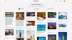 En Turismo ¿Vale la pena tener presencia en Pinterest?