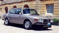 Saab 99, my first Saab was one of these. Lovely car