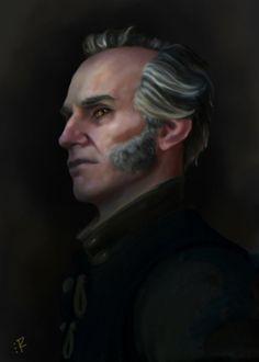-The Witcher: Regis- by Fiwen on DeviantArt