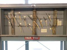 Collection du Musée de la coutellerie de Laguiole ©Honoré DURAND - http://www.layole.com