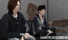 One Billion Pixels: Cigarette Accessory V2