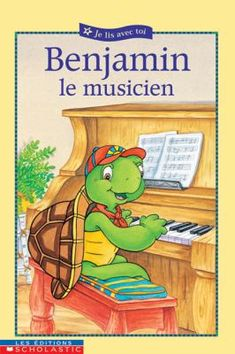 Franklin's music lessons Piano Lessons, Music Lessons, Franklin The Turtle, Kids Story Books, Fresh Memes, Music Education, Dankest Memes, Childrens Books, My Books