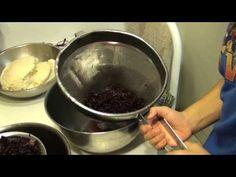 釀紅糯米酒 - YouTube