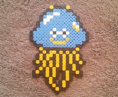 Dragon Warrior Monster Heal Slime HALE by GamingCraftsByAddy