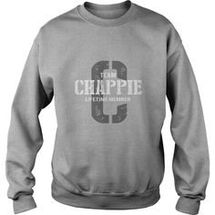 Team CHAPPIE - Life Member Tshirt #gift #ideas #Popular #Everything #Videos #Shop #Animals #pets #Architecture #Art #Cars #motorcycles #Celebrities #DIY #crafts #Design #Education #Entertainment #Food #drink #Gardening #Geek #Hair #beauty #Health #fitness #History #Holidays #events #Home decor #Humor #Illustrations #posters #Kids #parenting #Men #Outdoors #Photography #Products #Quotes #Science #nature #Sports #Tattoos #Technology #Travel #Weddings #Women