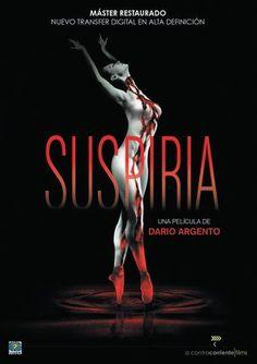 Suspiria / dirigida por Dario Argento [Barcelona] : Contracorriente Films, DL 2015