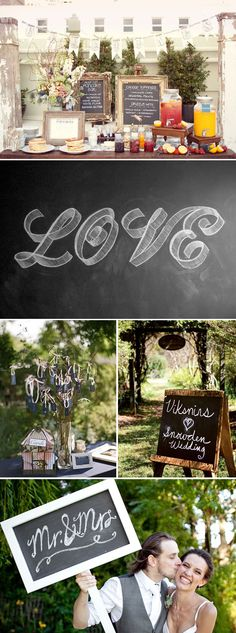 Trendspotting: Chalkboards