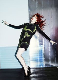 Love the dress - Florence Welch.