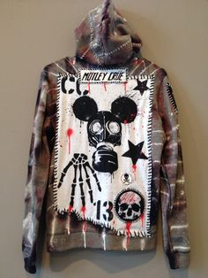 Hoodies by Chad Cherry from Chad Cherry Clothing.