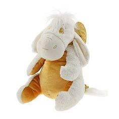"Disney Winnie the Pooh 18"" Creme Eeyore Plush by Disney, http://www.amazon.com/dp/B003NT6YNW/ref=cm_sw_r_pi_dp_0tJ8pb1G99D6P"