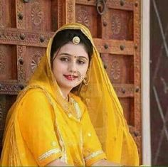 Baisa Raj Hukam.. Yellow poshak.. Royal Rajputana.. Pride Of Rajputana