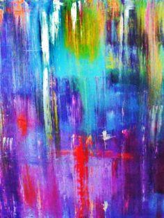 "Saatchi Art Artist philip mowbray; Painting, ""its raining"" #art"