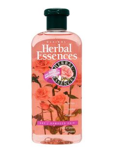 Herbal Essences Shampoo As you got a little older, you probably graduated from L'Oréal Kids to Herbal Essences in the original green-and-pink packaging (which the company brought back not too long ago). Forget the fact that the randomly sexual commercials probably went over your head at the time; the formula smelled floral and clean in an appealing, nonthreatening way. Plus, it was also so inexpensive, you barely needed to beg at all to get your mom to buy it.