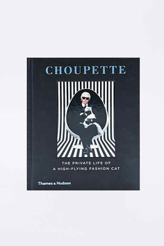 Choupette the fashion cat. Hahaha....... I just ordered it..