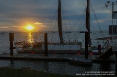 Sunset on MInjerribah.