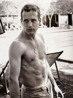 Paul Newman....I don't think I need to say anything about him.