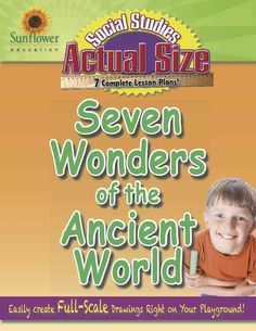 """Outstanding """"playground for kids!"""" detail is readily available on our web pages. Check it out and you wont be sorry you did. Social Studies For Kids, Geography For Kids, Great Pyramid Of Giza, History For Kids, Seven Wonders, Kindergarten Activities, Science For Kids, Teacher Newsletter, Natural Wonders"""