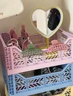 Pastel Decor, Cute Room Ideas, Cute Room Decor, Room Design Bedroom, Room Ideas Bedroom, Bedroom Inspo, Design Room, Pastel Bedroom, Indie Room