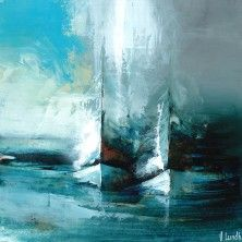 Oeuvre Figurative - Togetherness - Jonas Lundh - Acrylique