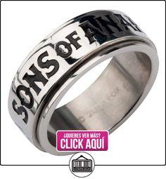 Inox Jewelry - Anillo unisex, diseño Sons of Anarchy, acero inoxidable  ✿ Joyas para mujer - Las mejores ofertas ✿ ▬► Ver oferta: https://comprar.io/goto/B00FATTK6G