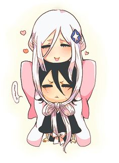 Sode no Shirayuki and Rukia.