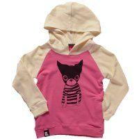 Mini & Maximus Sweet Woof hoodie