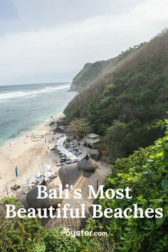 Golden sand, palm-lined shores, wild nightlife, and Hindu traditions have all made Bali one of the most popular destinations on the planet. However, as tourism in parts of Bali continues to develop with almost unchecked frequency, some of its most famous beaches can no longer be called truly beautiful. To help you get the most out of your next trip, we've tracked down seven of Bali's most beautiful beaches. Some are well known, some are a secret, and some will require a little effort to…