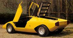 Prototipo Lamborghini Countach Lamborghini Countach prototype
