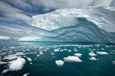 Qué ocurre cuando se derrite el hielo de la Antártida - http://www.meteorologiaenred.com/ocurre-cuando-se-derrite-hielo-la-antartida.html