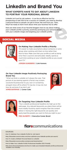 How to Manage Brand YOU on LinkedIn