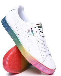 Find Clyde PRD Sneakers Boys Footwear from Puma & more at DrJays. Boy Shoes, Girls Shoes, Girls Sneakers, Adidas Sneakers, Adidas Stan Smith, Best Sellers, Kids Footwear, Boys, School