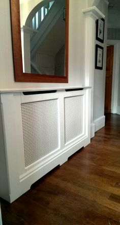 Luxury Hallway Radiator Cover