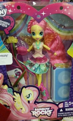 Equestria Girls Rocking Hairstyle Dolls at Target | All About MLP Merch
