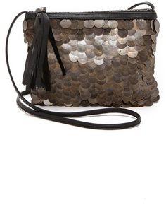 Cleobella Wolf Cross Body Bag, like a mermaid!
