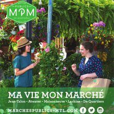 Que vous cherchiez une boucherie, une poissonnerie ou une fromagerie, les marchés publics de Montréal offrent une panoplie de produits frais et locaux! Advertising Campaign, Cheese Plant, Butcher Shop, Faces, Baby Born