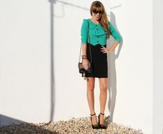 Mad for fashion by dress Nora green