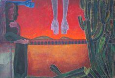 """""""Alma desértica de mi pueblo"""" by Rodolfo Morales"""