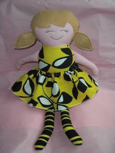 More Black Apple Doll ideas