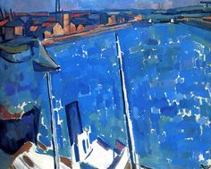 Andre Derain | Le Havre, circa 1906-07