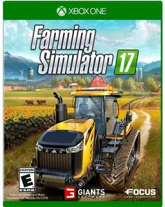XBOX ONE Farming Simulator 17 for Sale in Monterey Park, CA - OfferUp