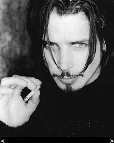 Chris Cornell... LOVE him... and his voice