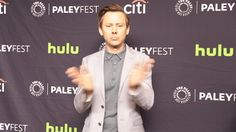 New party member! Tags: dancing happy dance paleyfest paleyfest la paleyfest la 2017 jimmi simpson