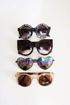 Samantha Mariko: zeroUV sunglasses
